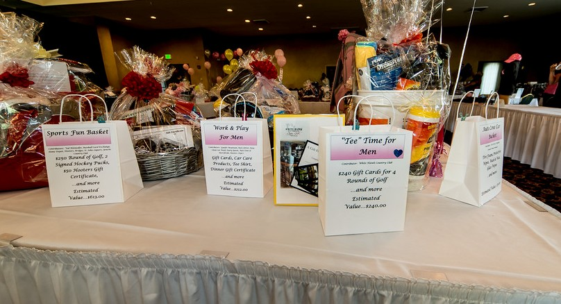 2016 Baskets Galore Raffle