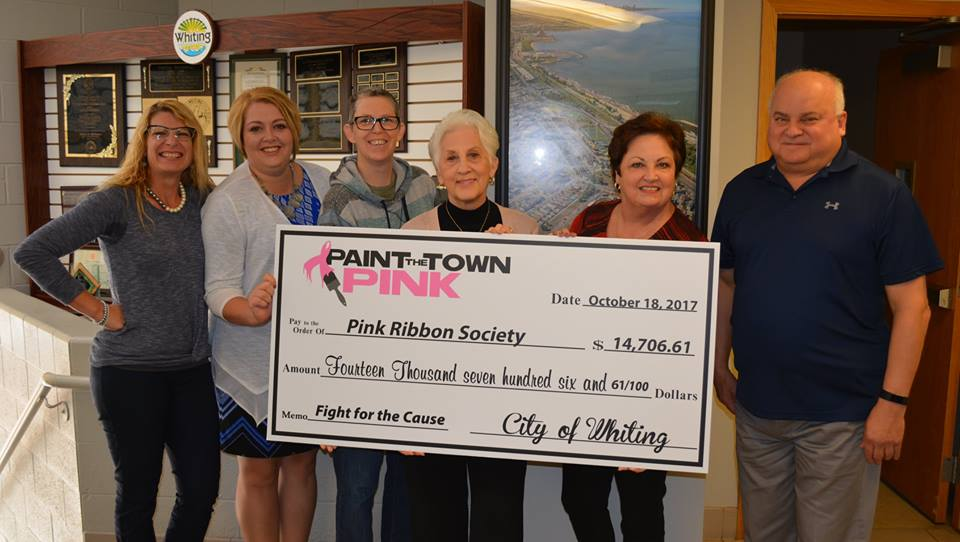 Paint the Town Pink Committee