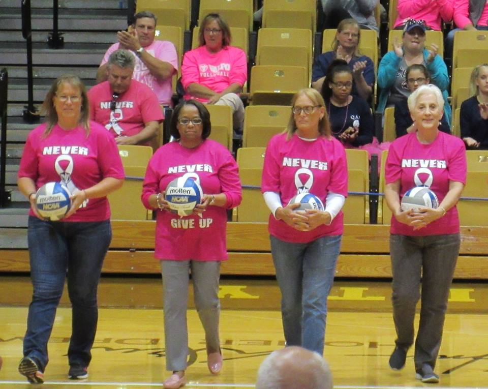 Valpo University - Girls Volleyball Team