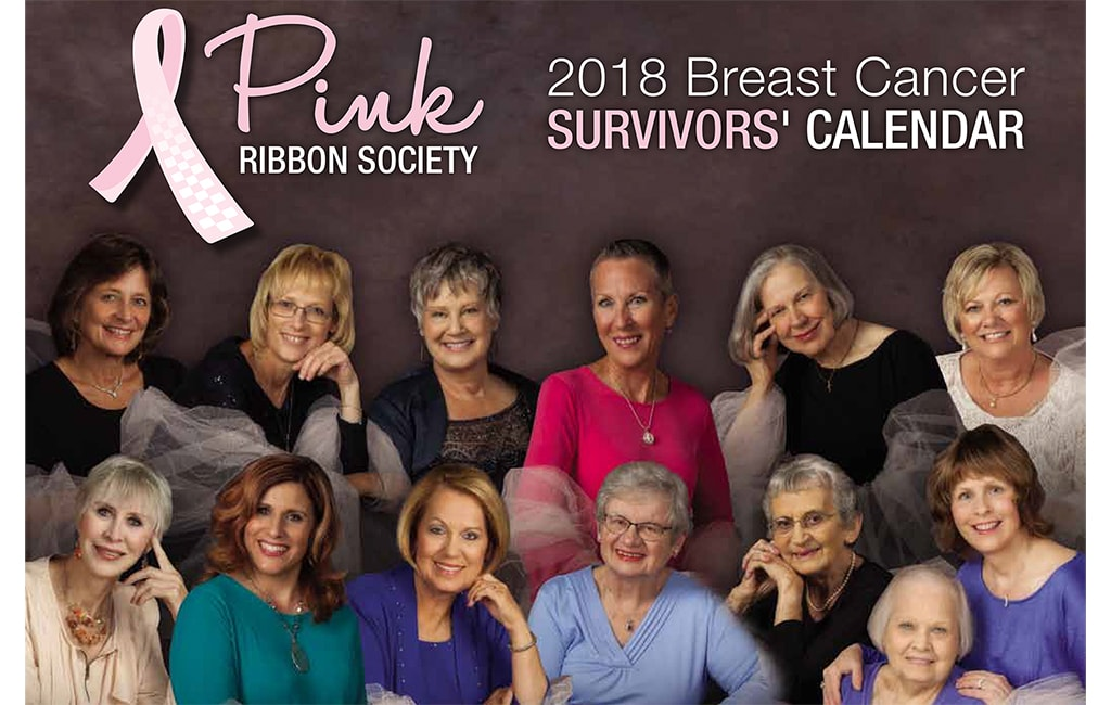 2018 Breast Cancer Survivors' Calendar