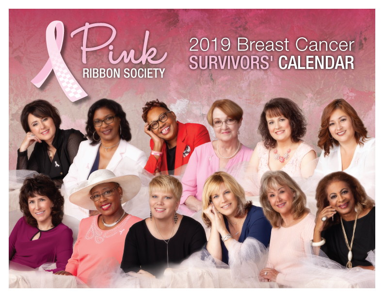 2019 Breast Cancer Survivors' Calendar